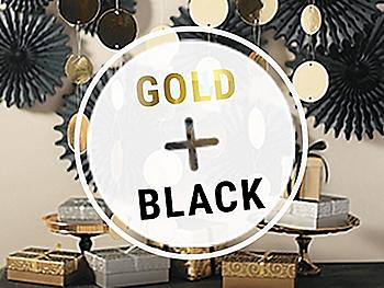 Shop Black and Gold