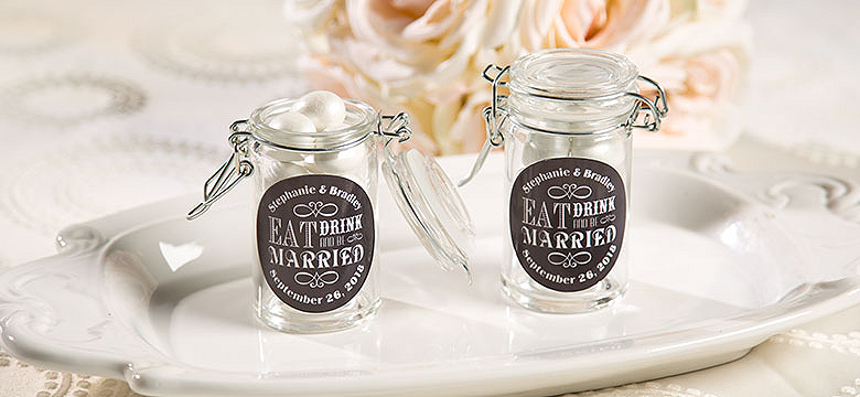 Wedding favors wedding favor ideas wedding party favors for Wedding favor supplies