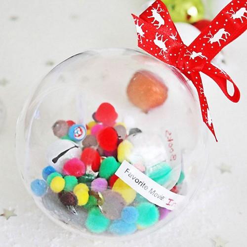 Make Christmas Memory Ornament
