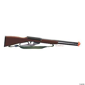 Parris Lever-Action Single Shot Western Cork Rifle