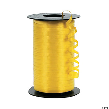 Daffodil Curling Ribbon