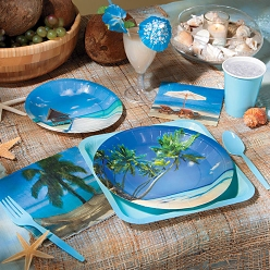 Beach Tableware