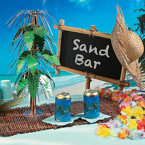 Beach party ideas decorations