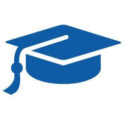 blue - Graduation Party