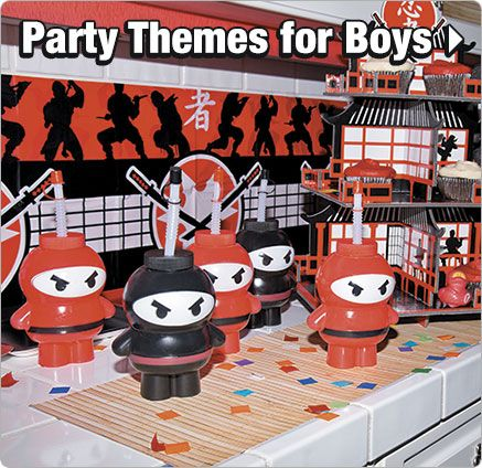 School Themed Birthday Party Birthday Party Themes For Boys