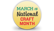 May is National Scrapbooking Month