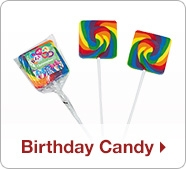 Birthday Candy