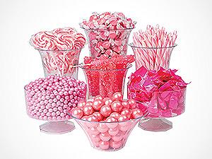 Party Supplies - Candy Buffet