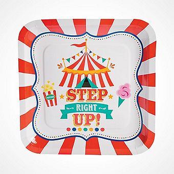 Carnival Tableware
