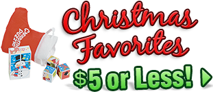 Christmas Favorites - $5 or Less