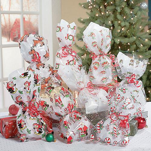 goody bags boxes - Christmas Party Decorations
