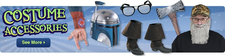 Costume Accessories - See More