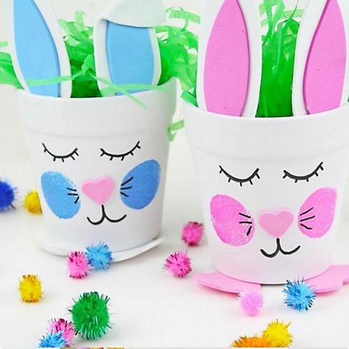 Bunny Flower Pots