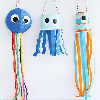 Sea Creature Windsock Ideas