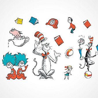 Dr. Seuss? Characters Jumbo Bulletin Board Cutouts