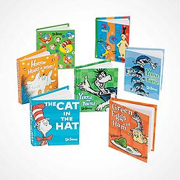 Dr. Seuss? Little Notebooks