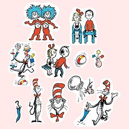Dr. Seuss Decorations