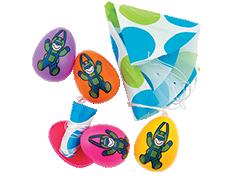 Filled Easter Eggs