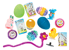 Toy Egg Fillers
