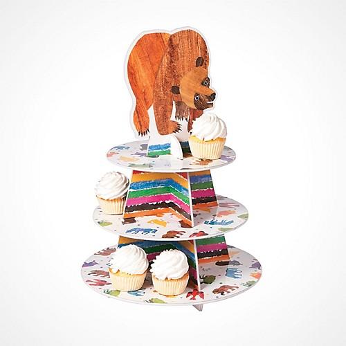Eric Carle's Brown Bear, Brown Bear, What Do You See? Cupcake Holder