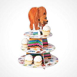 Eric Carle's Brown Bear, Brown Bear, What Do You See? Cupcake Holder