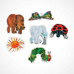 Jumbo The World of Eric Carle™ Cutouts