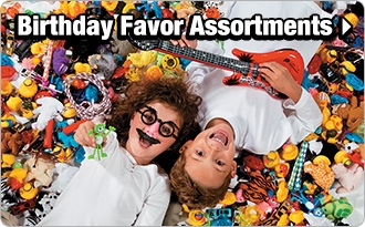 Favor Assortments - Shop Now