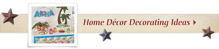 Free Home Decor Decorating Ideas!