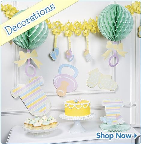 Baby Shower Supplies: Baby Shower Favors, Baby Shower Ideas