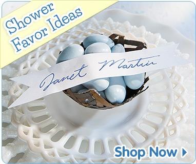 baby shower favor ideas