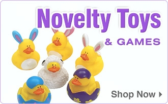 Novelty Toys and Games - Shop Now