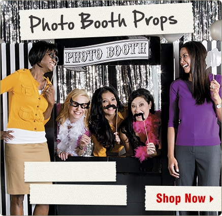 Photo Booth Props - Shop Now