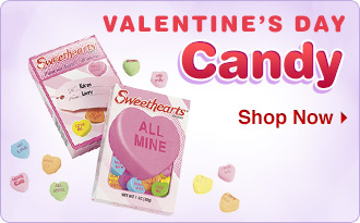 Valentine's Day Candy - Shop Now
