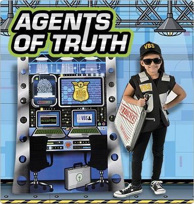 Agents of Truth - Shop Now