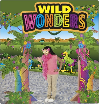 Wild Wonders - Shop Now