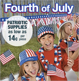Shop Fourth of July