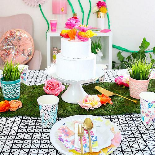 A Colorful Spring Garden Party