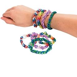 Fun Loop Bracelets