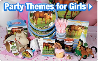 Birthday Party Themes for Girls - Shop Now