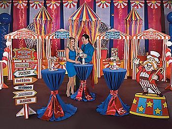 Carnival Night Event