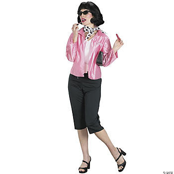 Pink Ladies Adult Women's Costume