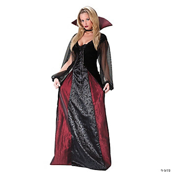 Goth Maiden Adult Women's Costume