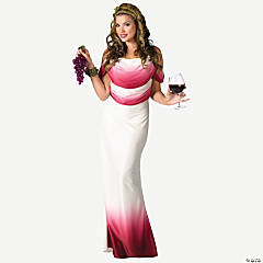 Wine Goddess Adult Costume