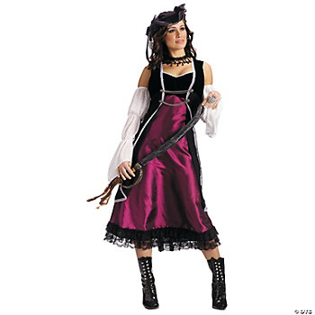 Pirate's Pleasure Adult Women's Costume