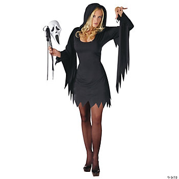Ghostface™ Adult Women's Gown