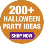 200+ Halloween Party Ideas