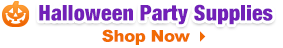 Halloween Party Supplies! - Shop Now