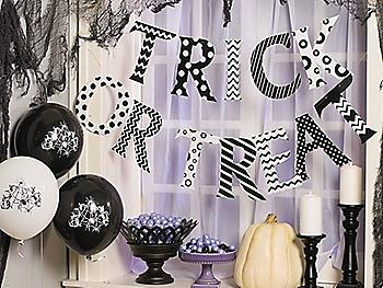 party decorations - Halloween Decorations For A Party