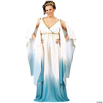 Greek Goddess Adult Women's Plus-Size Costume