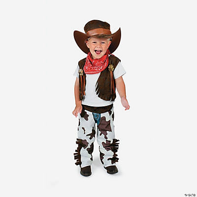 Toddler Boy Cowboy Costume Cowboy Toddler Boy's